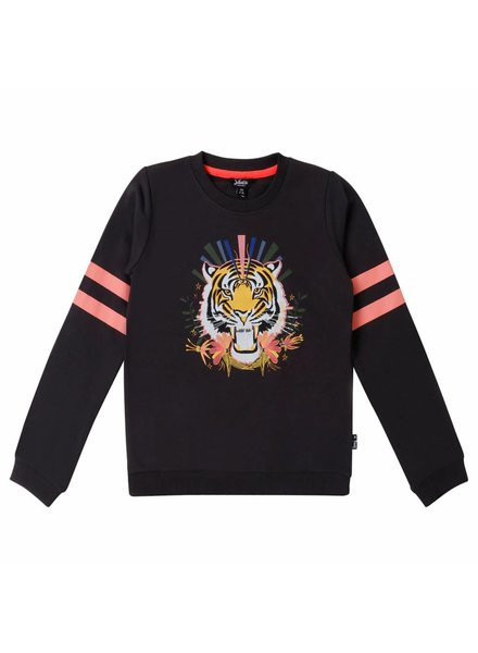 Little Miss Juliette Sweater tiger