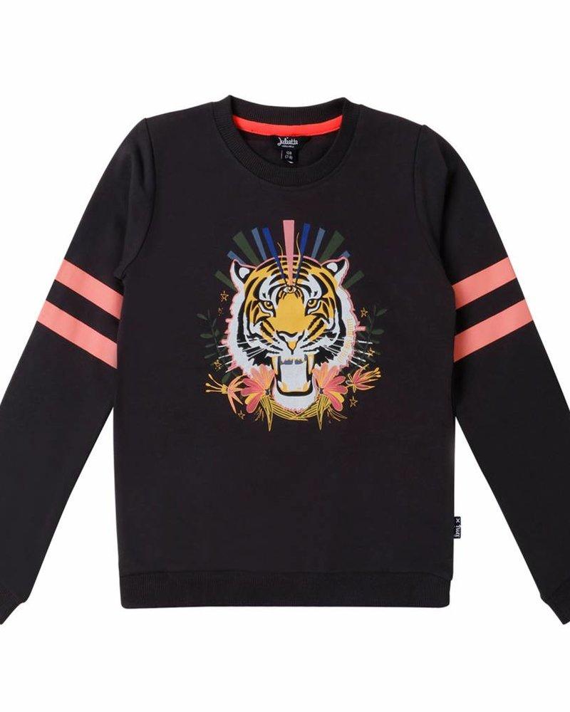 Little Miss Juliette Sweater tiger