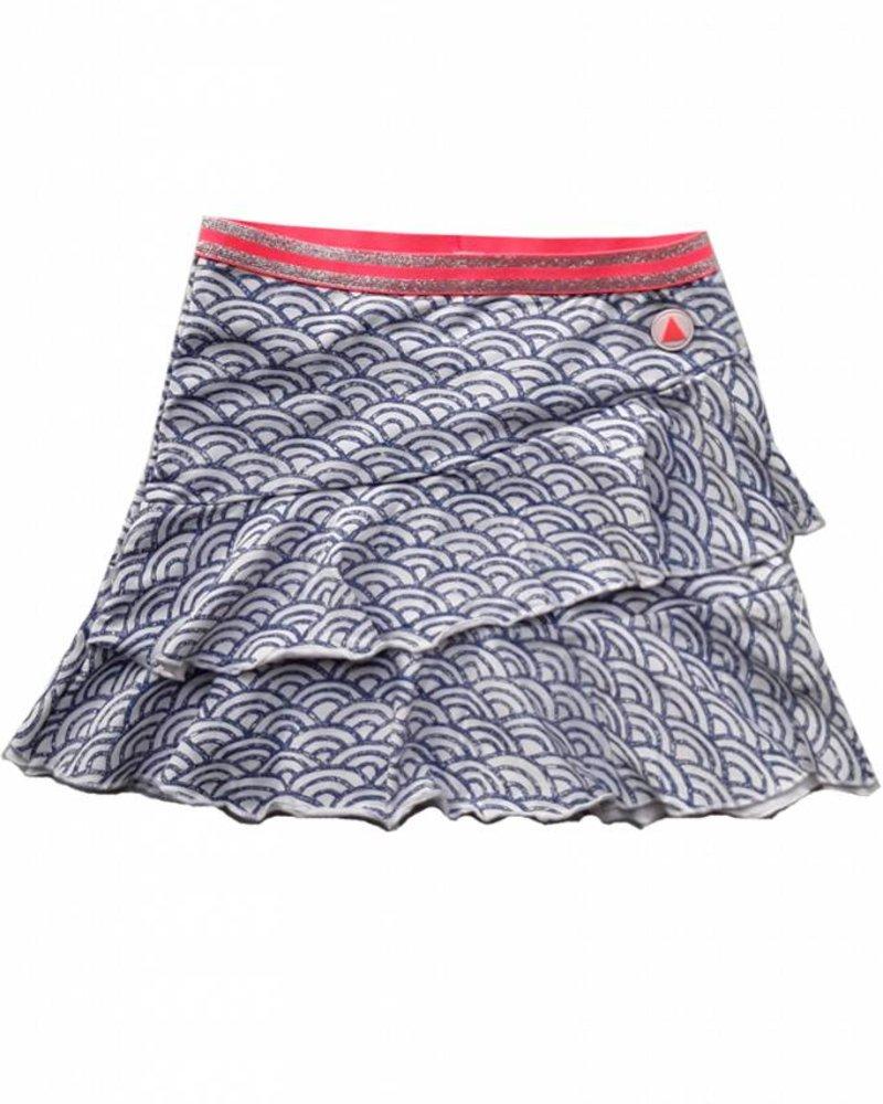 TOPitm Skirt Polly - wave