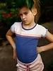 TOPitm Top Simone - pink/blue