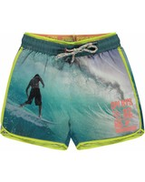 Quapi kidswear  Swim short Sev - photo print