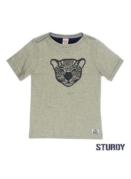 Sturdy T-shirt streep