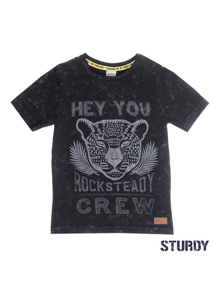 Sturdy T-shirt Hey you