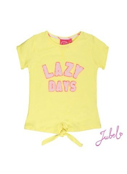 Jubel T-shirt lazy days