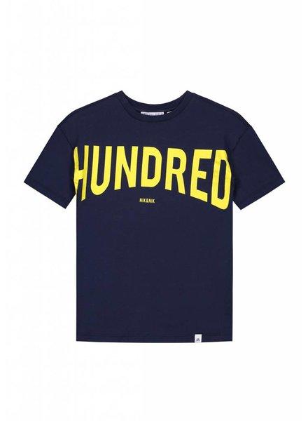 NIK & NIK Hundred t-shirt dark blue