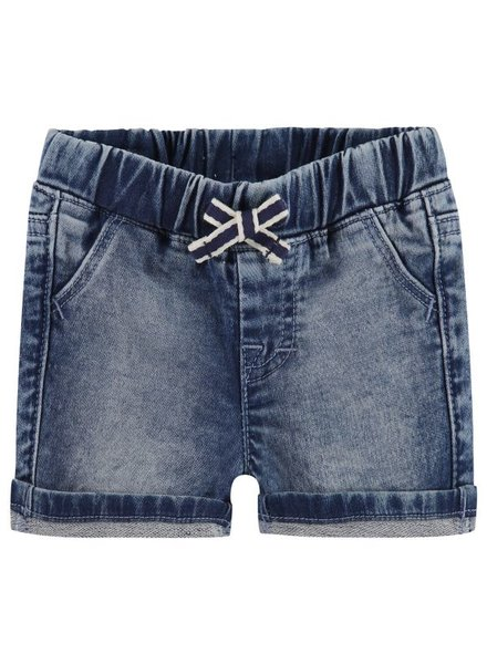 Noppies Boys denim shorts Sudbury Color: light jungle wash