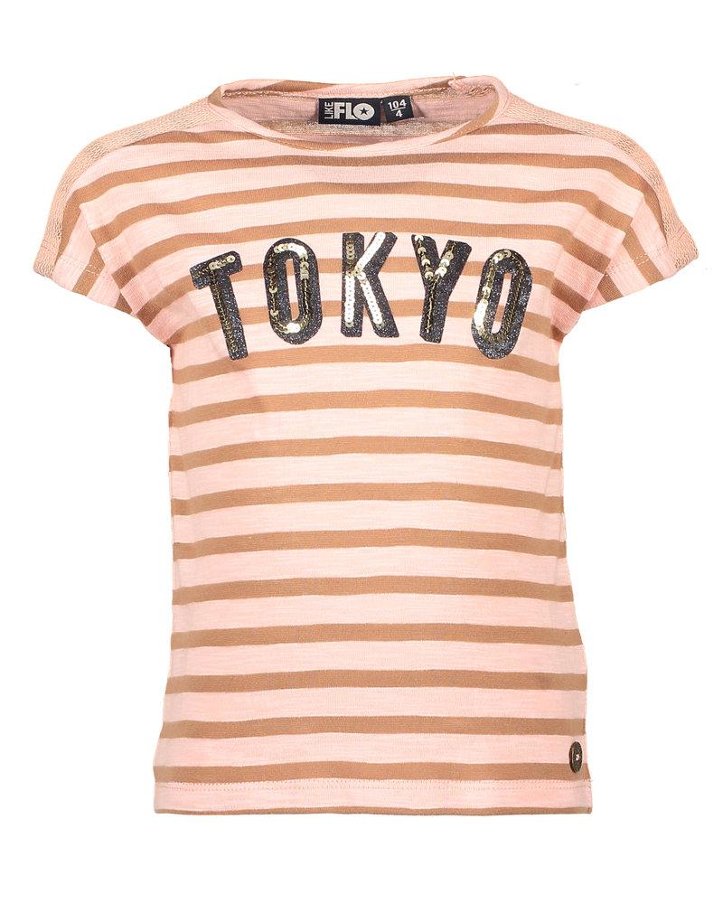 Like Flo Flo girls Tokyo top