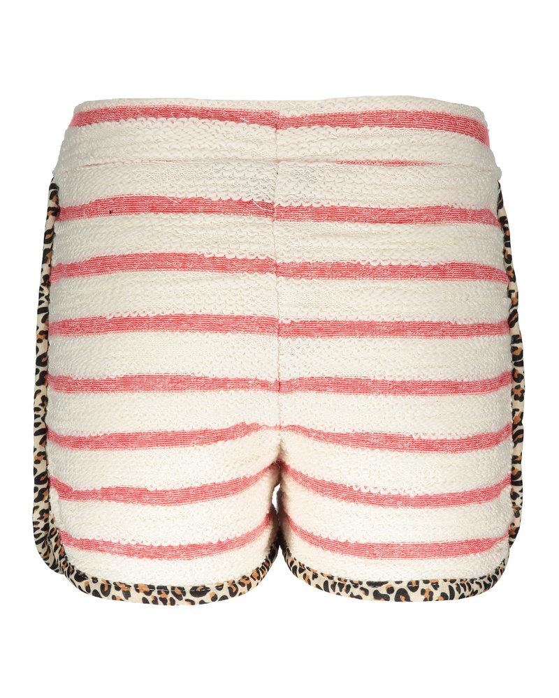 Like Flo Flo girls stripe sweat short