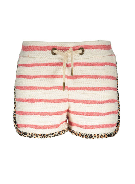 Like Flo Flo girls stripe sweat short