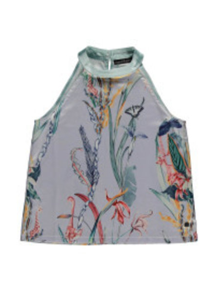 Frankie & Liberty Girls Jinni Top Color: multicolor