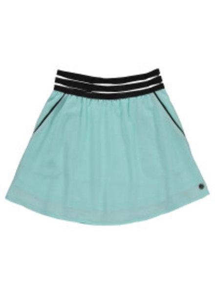 Frankie & Liberty Girls skirt Jiana Color: aquamarine