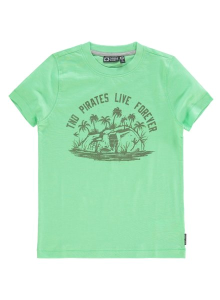 Tumble 'n Dry Boys T.Shirt Donia Color: summer green
