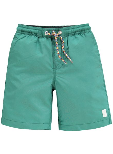 Tumble 'n Dry Boys zwemshort Fadion Color: pine green