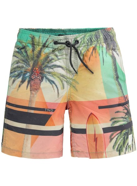 Tumble 'n Dry Boys zwemshort Color: light apple