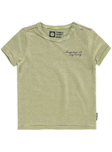 Tumble 'n Dry Boys T.Shirt Aloet Color: yellow corn