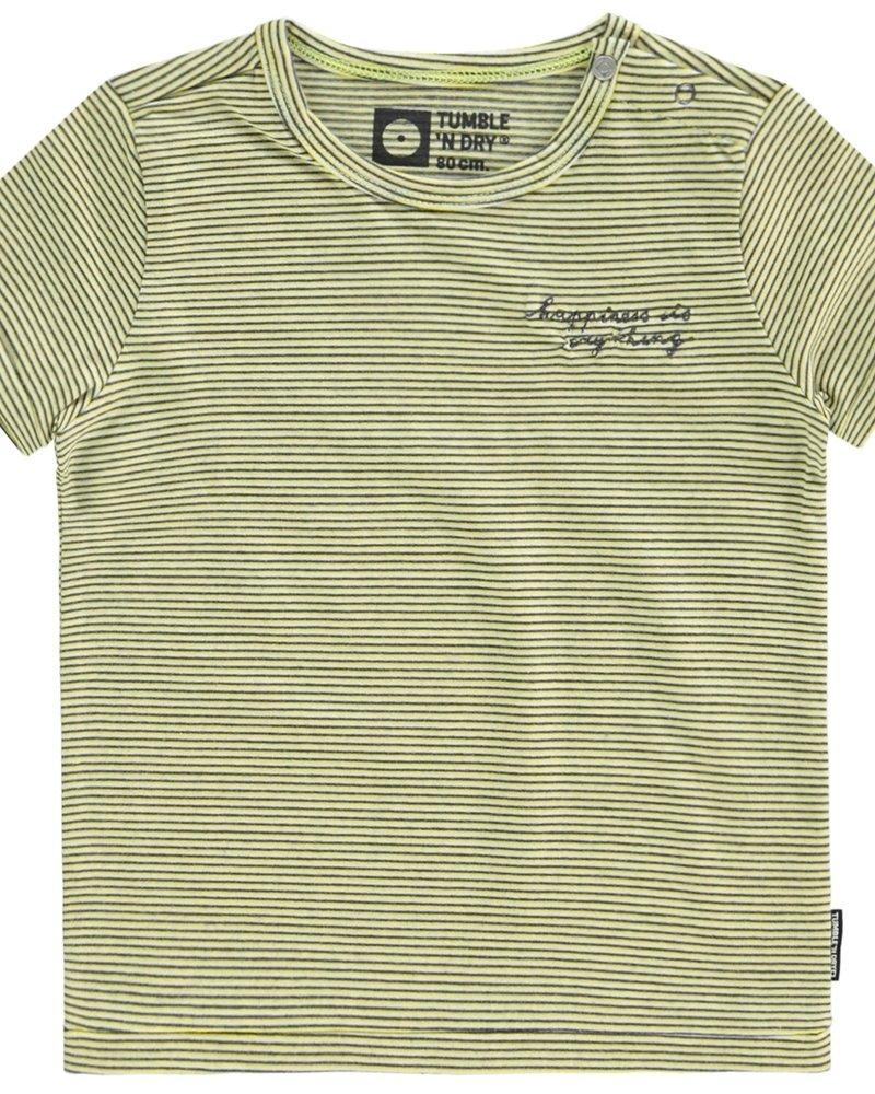 Tumble 'n Dry Boys T.Shirt Aloet Color: yellow corn