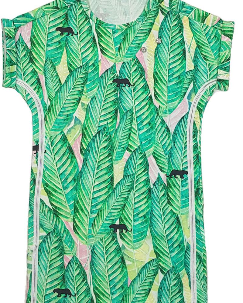 Waaaw T-shirt dress bladen