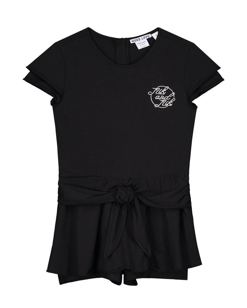 NIK & NIK Girls jumpsuit Fala Color: black