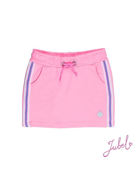 Jubel Girls Rokje in Uni discodip Color: roze
