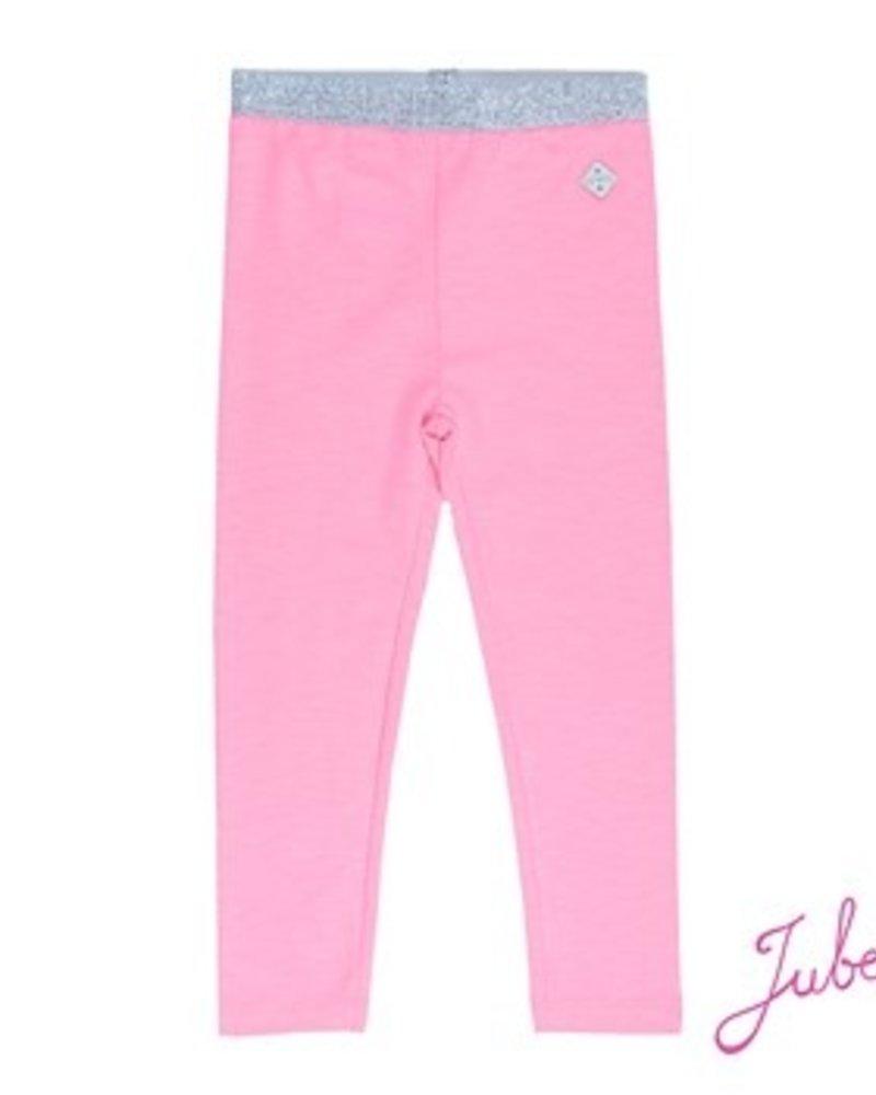 Jubel Girls Legging  Discodip Color: roze