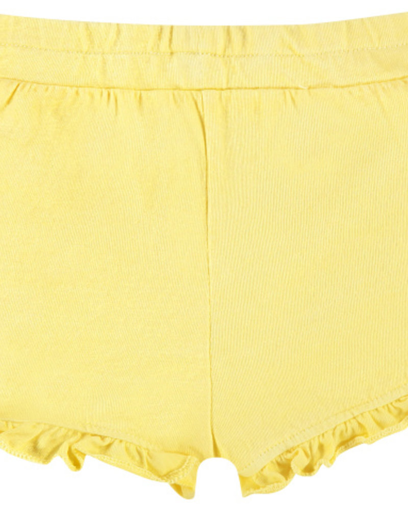 Noppies Girls Shorts Spring Color: limelight