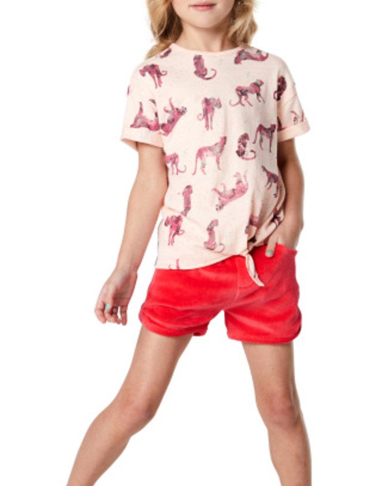 Noppies Girls Tee Sedona Color: aop