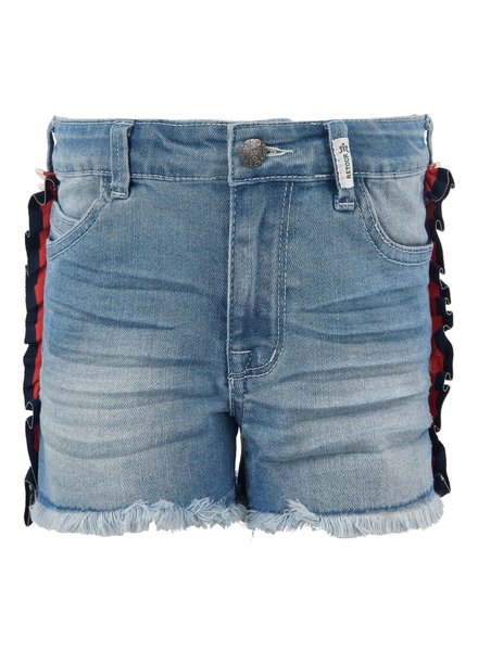 Retour Short Josje - vintage blue denim