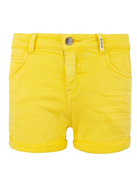 Retour Short Yolanthe - bright yellow