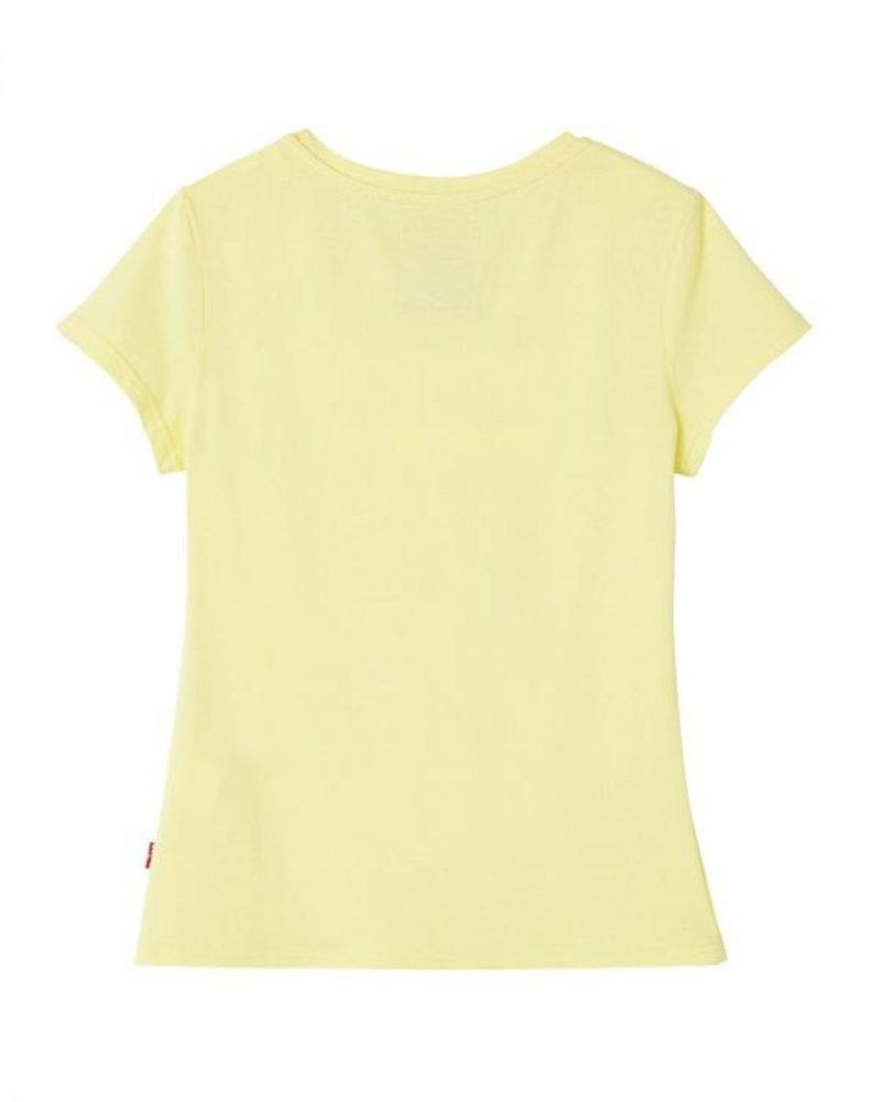 Levi's Logo shirt Lemon