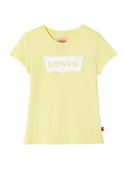 Levi's Logo shirt Lemon