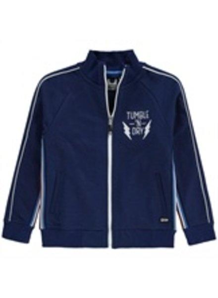Tumble 'n Dry Boys Trainingjacket Denzer Color: Blue