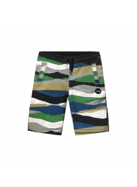 Jumping the Couch Boys short Multi color