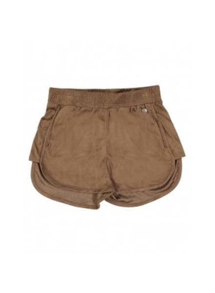 Frankie & Liberty Girls Short Kim Color: Taupe