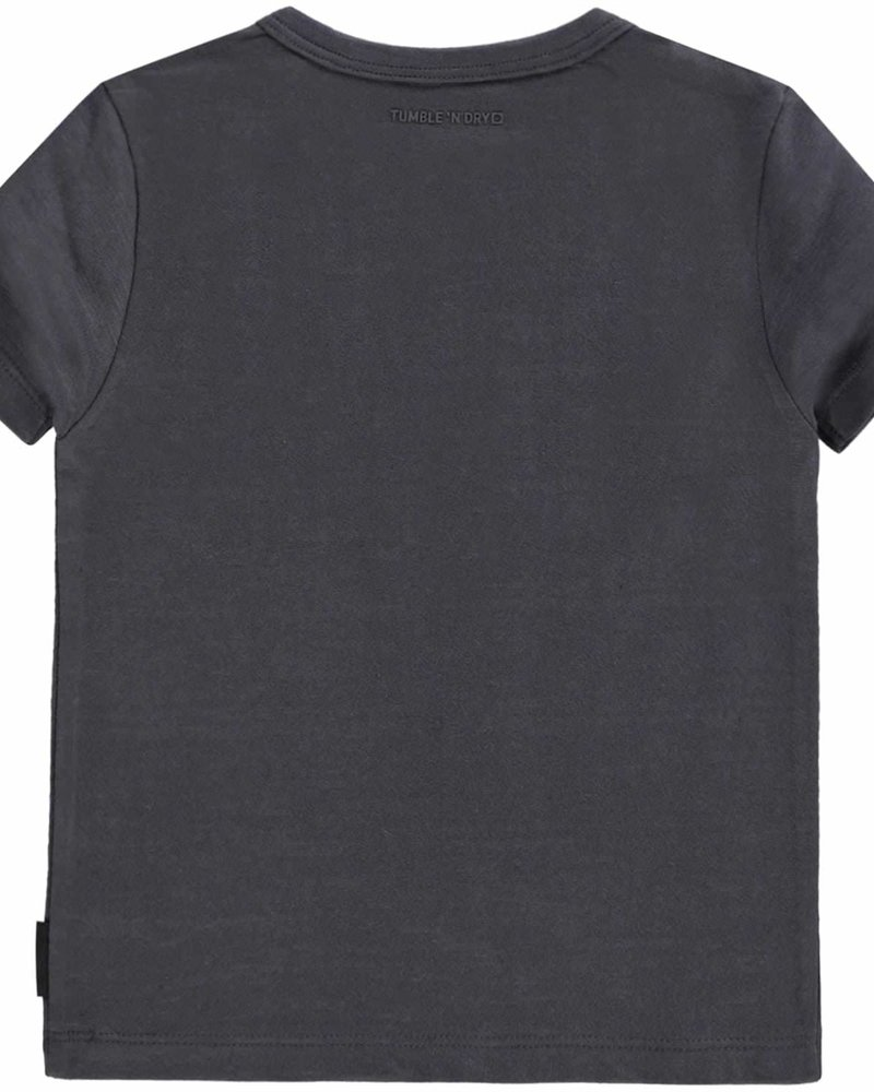 Tumble 'n Dry Boys T.Shirt Adave Color: grey dark