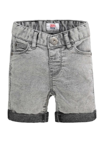 Tumble 'n Dry Boys Short Aliat Color: denim grey