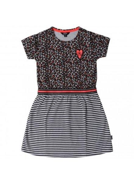 Little Miss Juliette Girls dress Color: HTR