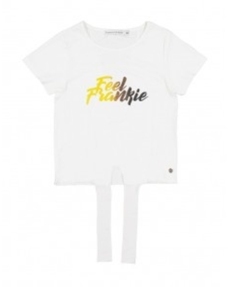Frankie & Liberty Girls Tee Fez Color: multicolor