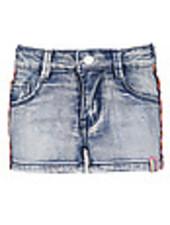 B.nosy Girls Korte broek Color: Denim