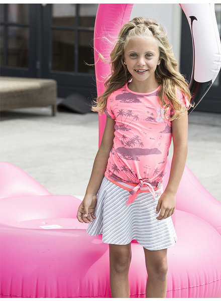 B.nosy Girls T.shirt : Color rose