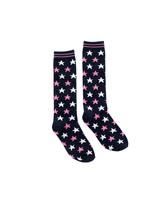 Z8 Girls socks Takisha Color: royal blue/oap/stars
