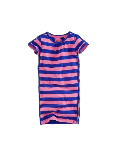 Z8 Girls Dress Yfke-Popping pink/Brilliant blue