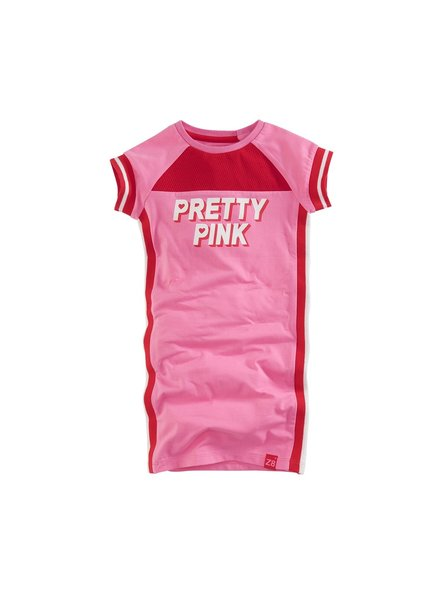 Z8 Girls Dress Isabella-Popping pink