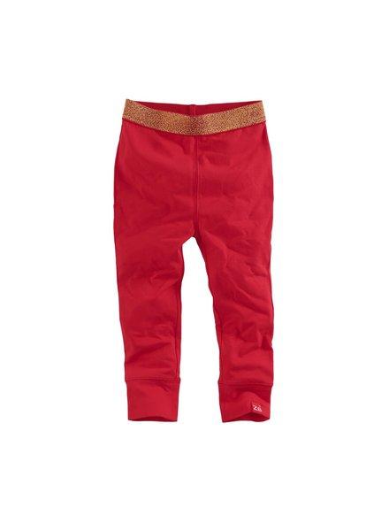Z8 Girls legging Britney Color red