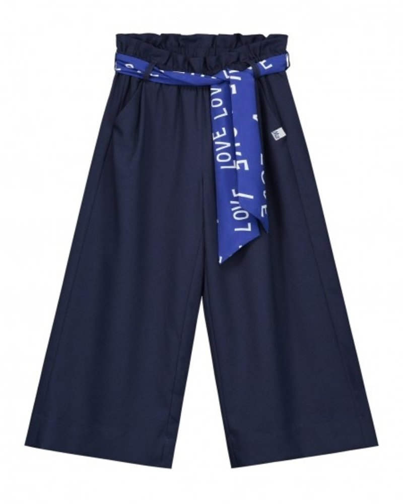 NIK & NIK Girls Pants FIENNA Color: dark blue