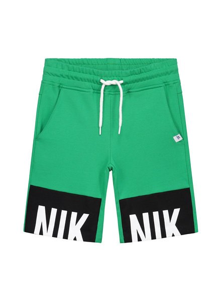 NIK & NIK Boys Shorts Felix Color: persian green