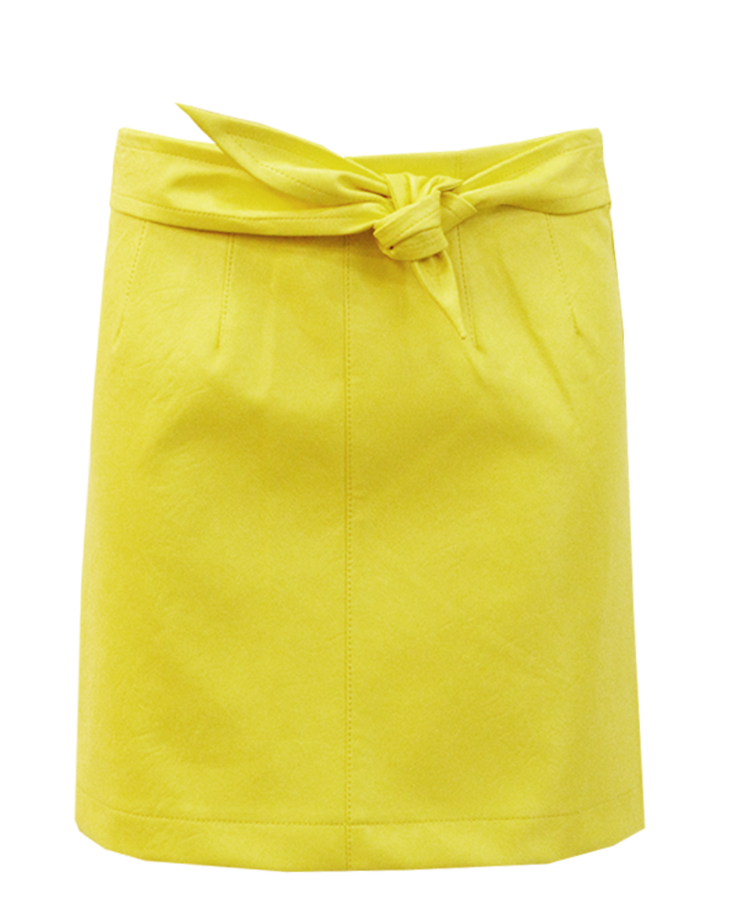 AI&KO Patia skirt Yellow
