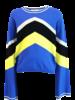 AI&KO Venturi sweater blue