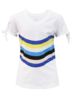 AI&KO Jebe t-shirt white