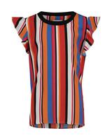 AI&KO Shirt deno stripes