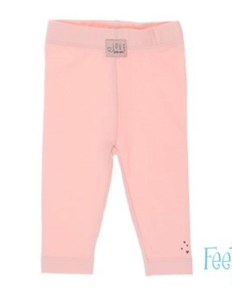 Feetje Girls legging Color: roze